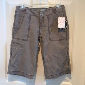 Free People Adjustable Shorts